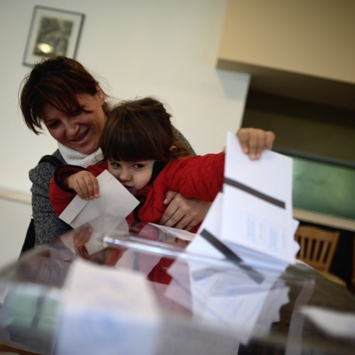 Bulgaria's Ruling Party Leads In Major Cities For Local Elections