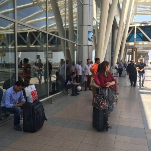 UPDATED: Italian journalist held at Cairo airport