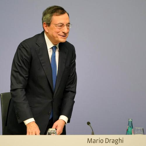 No regrets says Draghi as he leaves the helm of ECB