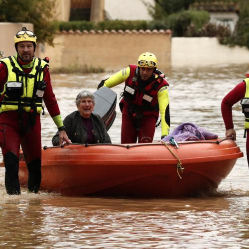 People killed after fierce flooding in southern France