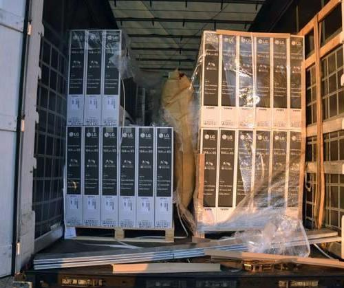 International police action against Belarussian organised crime group involved in international cargo thefts
