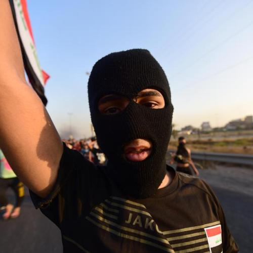 Death toll surpasses 100 in Iraqi protests