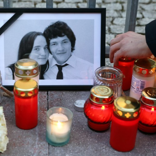 Slovak prosecutor charges four in murder of investigative journalist