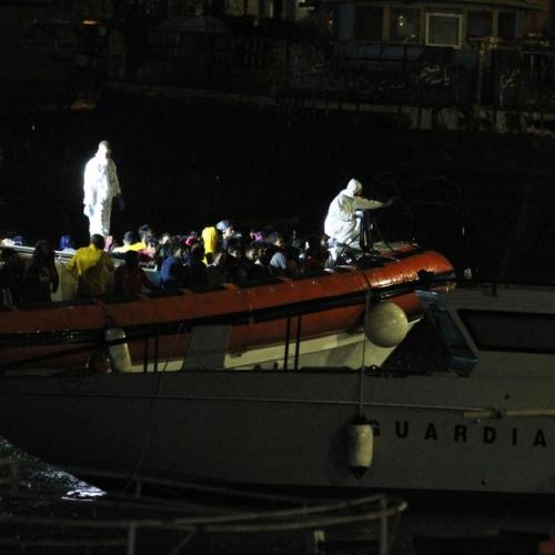 71 migrants land in Lampedusa