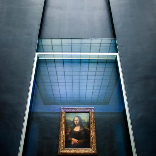 Photo Story: Mona Lisa's renovated room at the Louvre Museum in Paris