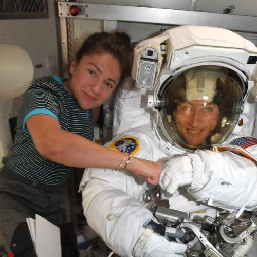 First all-female spacewalk scheduled for 21 October 2019