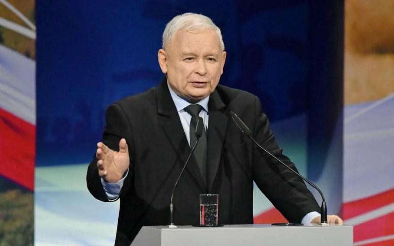 Poland's Kaczynski says primacy of EU law undermines sovereignty