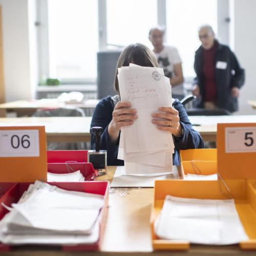 Green parties make historic gains in Swiss election