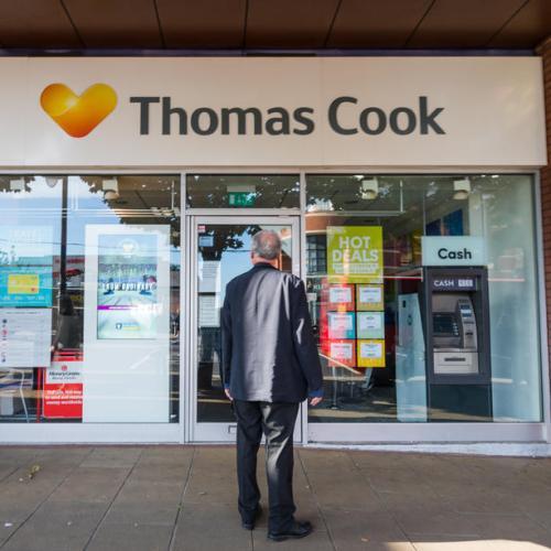 Thomas Cook UK store estate sold to Hays Travel