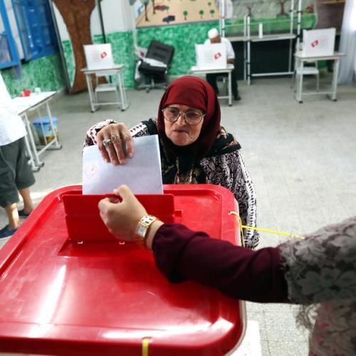 Tunisia holds third parliament polls since 2011 revolt