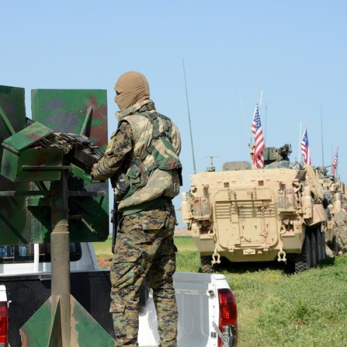 U.S. appears to be heading toward a full military withdrawal from Syria