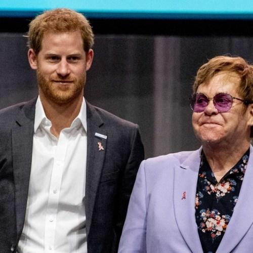 Prince Harry reminds me of his mom, Princess Diana – Sir Elton John