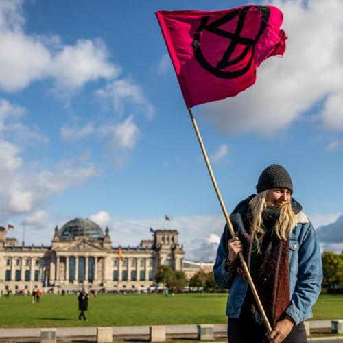 Extinction Rebellion day of protest kicks off
