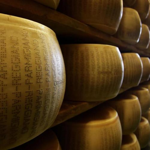 20% drop in global sales of Parmigiano expected as US tariffs on EU goods kick in