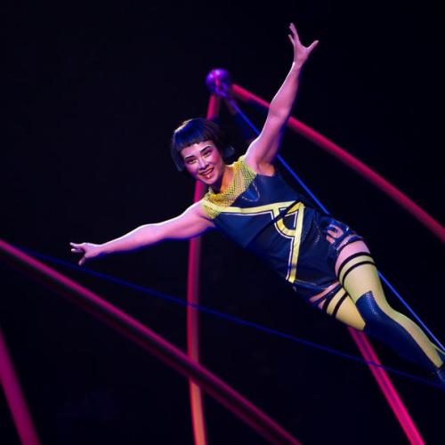 Photo Story: 'Messi10' show by Cirque du Soleil