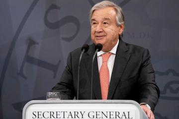 UPDATED: U.N. chief Guterres appointed for second term