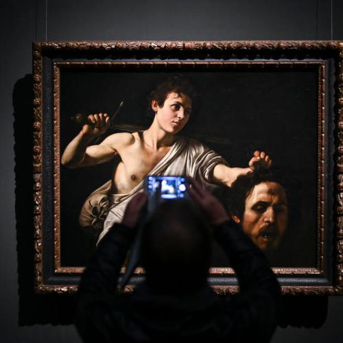 Highlights from the Caravaggio & Bernini exhibition in Vienna