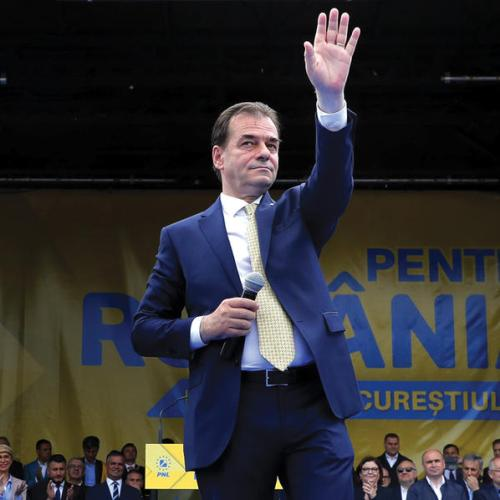 Ludovic Orban becomes Romania's PM