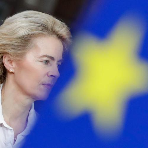 Von Der Leyen says she has nothing to hide after mobile phone data wipe out