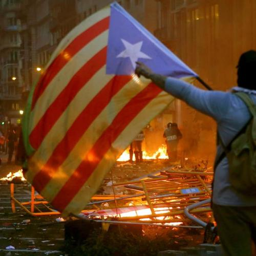 Catalonia braces for more protests as separatists set to rally in Barcelona