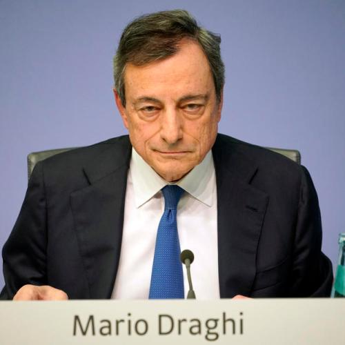 Draghi on his farewell appeals for more Europe, not less Europe
