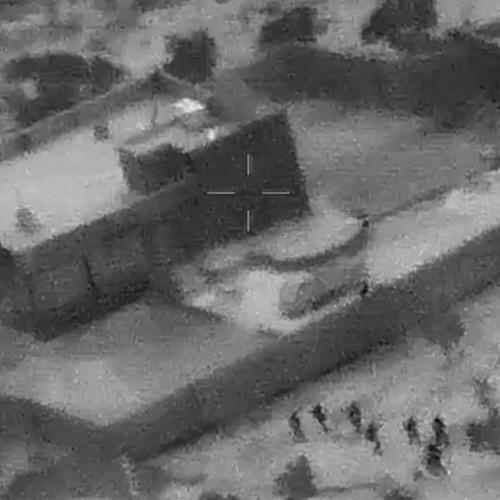 US releases first video of raid on al Baghdadi compound