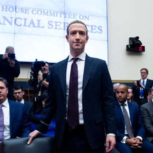 Facebook's Zuckerberg grilled in US Congress over 'risky' Libra