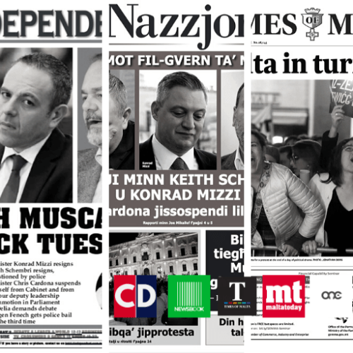 Daphne Caruana Galizia's Assassination Investigations  – The latest developments in Malta
