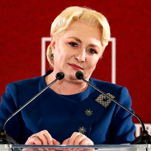 Romanian ex-PM Dancila resigns as PSD party leader