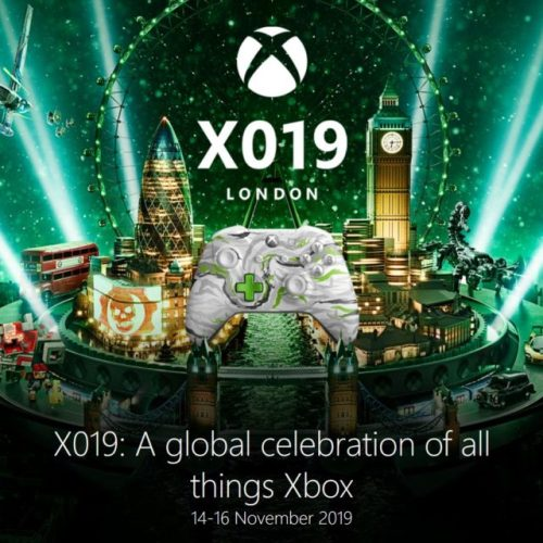 X019: Xbox kicks off UK gaming event with Project xCloud and Xbox Game Pass news