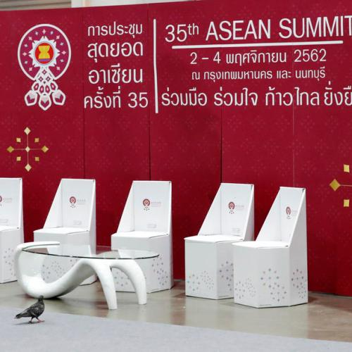 Photo Story: The 35th ASEAN Summit and Related Summits, in Bangkok