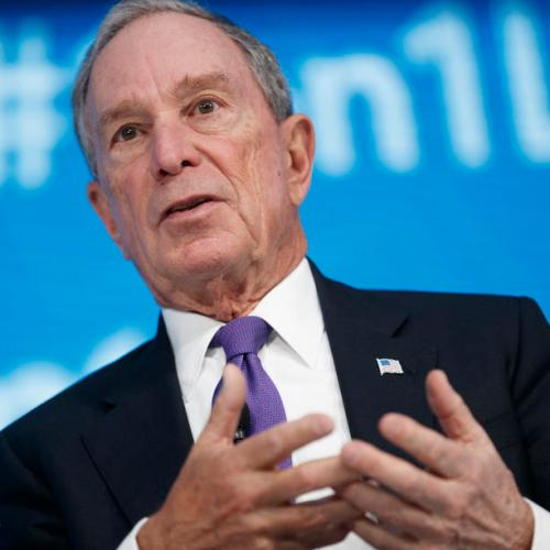 Bloomberg considering jumping into 2020 Democratic presidential race