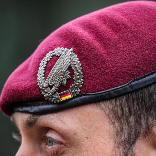 German CDU mulls return of military service