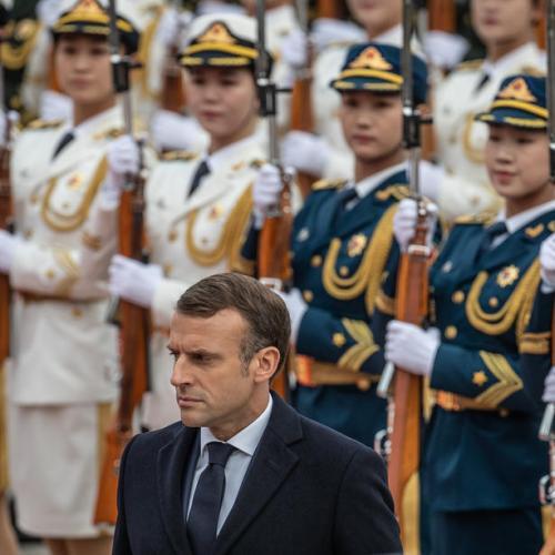 NATO alliance experiencing brain death, says Macron