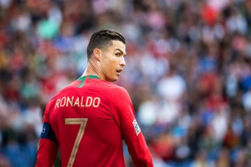 Ronaldo's mum eyeing Sporting return for Juve star