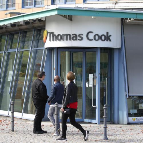 Thomas Cook brand sold to Club Med owner Fosun for £11m