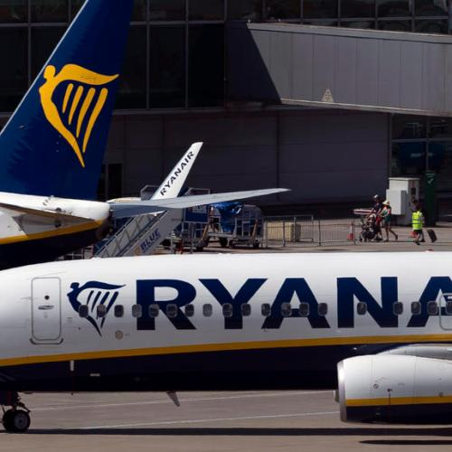 Ryanair grounds three Boeing 737s due to cracks, the Guardian reveals