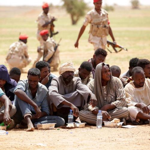 Land migration in Africa twice as deadly as Mediterranean, says UNHCR