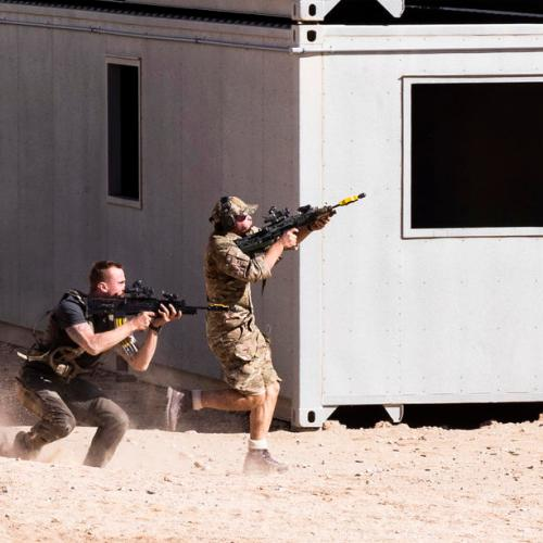 Photo Story: Marine Air Ground Task Force Warfighting Exercise