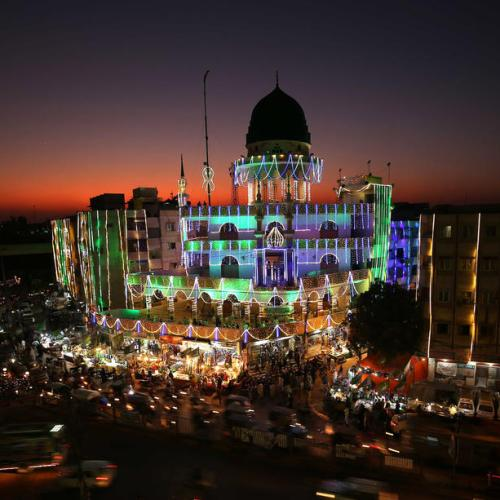 Photo Story: Prophet Muhammad birthday celebrations in Pakistan