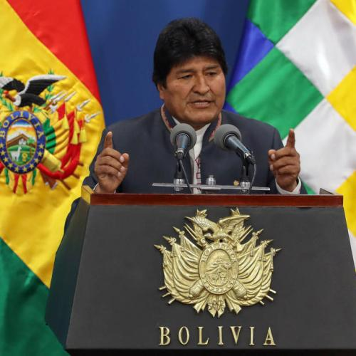 Bolivia: Morales resigns from President