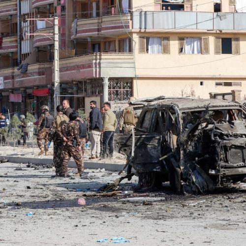 Seven people died after car bomb is detonated in Afghanistan