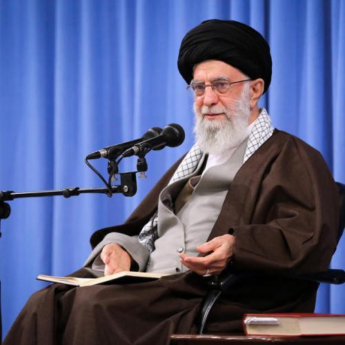 Iranian Supreme leader backs government on fuel price hikes