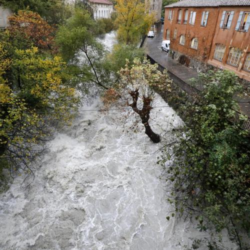 Two persons found dead after massive flooding hit southeastern France