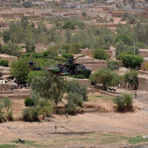 Thirteen French soldiers die in helicopter accident in Mali