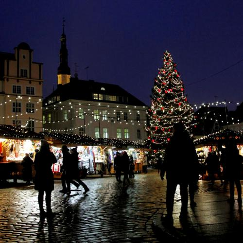 Photo Story: The Christmas market in Tallinn, Estonia