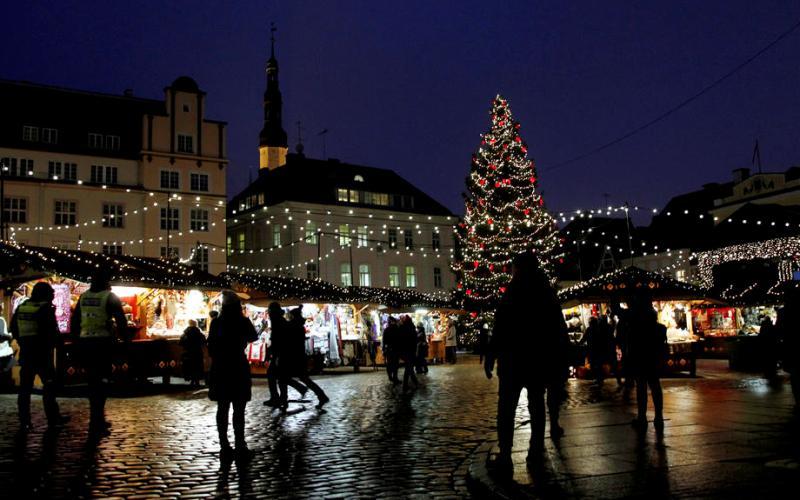 Photo Story: The Christmas market in Tallinn, Estonia