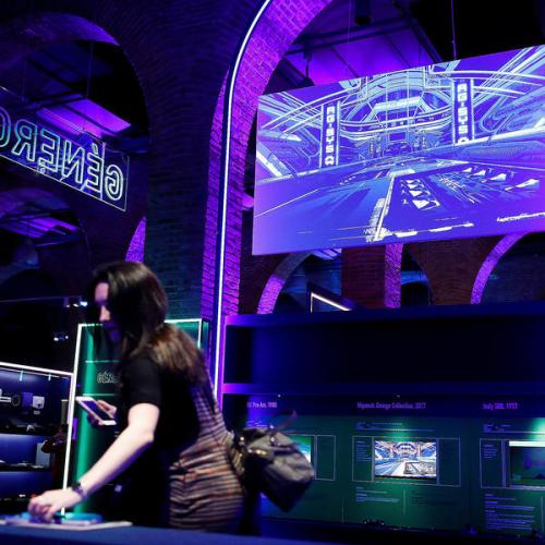 Photo Story: Exhibit on History of Video Games Opens in Madrid