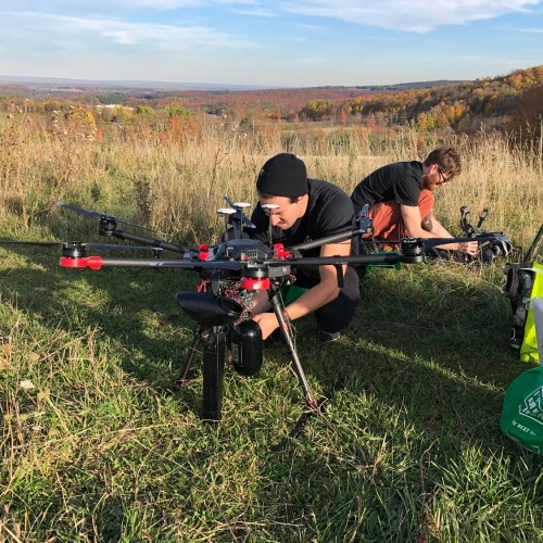 First Drone Project of Its Kind in Canada is Aiming to Plant 1 Billion Trees by 2028