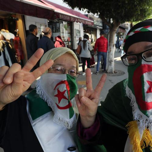 Algerians head to polls amid opposition calls to boycott the vote
